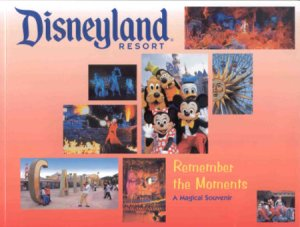 DisneylandSouvenirPictorialCover