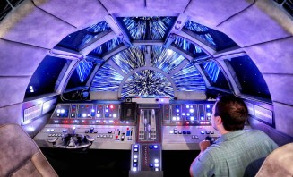 Star Wars the star of new Disney Dream enhancements